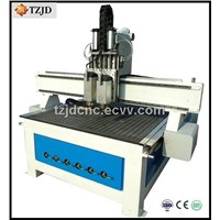 Wood CNC Engraving Router TZJD-1325BD CNC Machine for furniture making