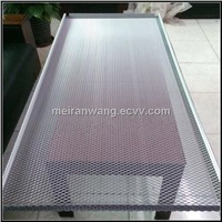 Aluminum Decorative expanded metal ceilings/Decorative Metal Ceiling Tile