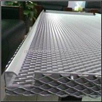 Aluminum Expanded Metal Ceiling/perforated metal ceiling