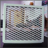 expanded metal grid ceiling/expanded metal grid ceiling