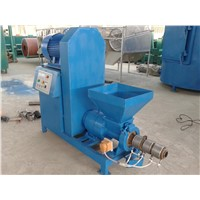 Biomass wood sawdust briquette machine