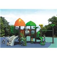 Newest outdoor children playground (12005A)