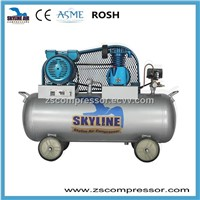 1HP 30L 8BAR Portable Piston Air Compressor