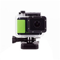 Full HD Waterproof Sports Action Camera with Remote Controller