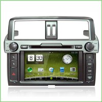 Toyota 2014 Prado CAR DVD PLAYER,Car DVD Navigation,CAR DVD PLAYER WITH GPS,CAR MP3 PLAYER,