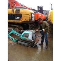 used Kobelco mini excavator original Japan made excavator