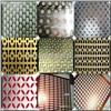 Anodized Decorative Perforated Aluminum Sheet