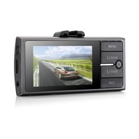 GPS Hidden Car Security Monitor Dash Camera FHD 1080P Novatek 2.7'' Screen