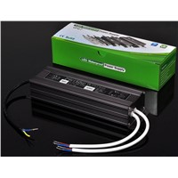 LED power supply IP67 CE certificated DC24V 150W