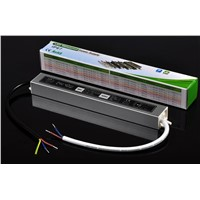 LED power supply IP67 CE certificated DC24V 40W