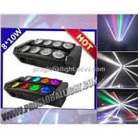 LED spider beam light /stage lighting/led effect lights/ led lights