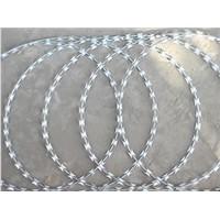 CBT-65 Concertina wire (razor wire) razor barbed wire