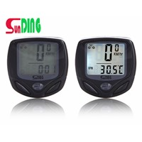 auto wake up Wireless muti-function bike & bicycle computer speedometer