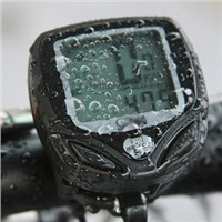 best selling Wireless muti-function bike & bicycle computer speedometer