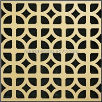 copper perforated mesh/perforated copper mesh