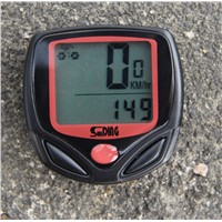wired waterproof Bicycle Computer cycling speedometer