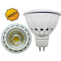 2014 New Design 6W COB LED Spotlight ,COB LED Bulbs With CE ROHS Approved
