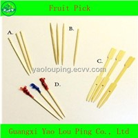 Bamboo & Wooden Toothpick