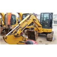 Used Komatsu PC55MR Crawler Excavator