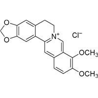 Berberine hydrochloride hydrate Cas No.: 633-65-8 HPLC>98%