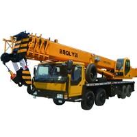 Hot sales AOQI China 50 ton truck crane