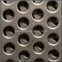 1.22x2.44m perforated metal mesh/4ftx8ft perforated metal