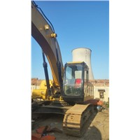 Used Caterpillar CAT325CL Crawler Excavator