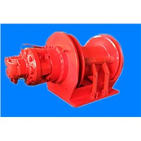 wire line hydraulic winch for drilling rig crane hydraulic winch