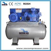 Stationary 7.5 HP 3 Cylilnders 200L Air Compressor