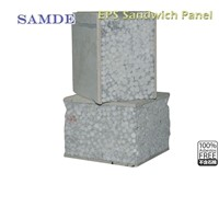 Fireproof wall buidling material for any kinds of interior/ exterior sandwich wall panel2440*610mm