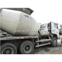 Hino Concrete Mixer Trucks