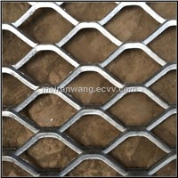 hexagonal pattern expanded metal mesh step
