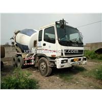 Concrete Mixer Truck ISUZU 8M3