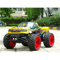 757-9023 RC Model Car 4WD shaft drive Rc Truck 1:10 High speed car