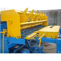 Welded Wire Fence Welding Machine with Bending Machine