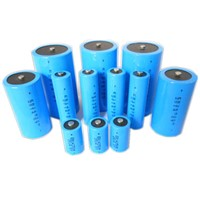 LiMnO2 Batteries CR14250 CR17250 CR14505 CR17505