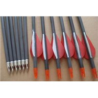 Practise Carbon Arrows, Shooting Carbon Arrow Shafts