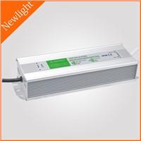 Waterproof Power Supply for LED lighting 100W 8.3A DC 12V input AC90-250V