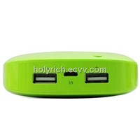 Portable Power bank HLY-PB-020  18650A  4000mAh /  4400mAh / 5200mAh  / 5600mAh / 6000mAh