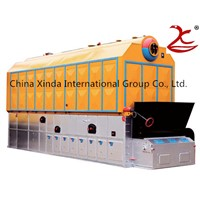 2014 the cheapest steam boiler made in Xinda