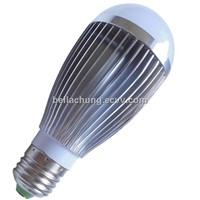 3years warranty E26/E27 base G60 7w bulb lamp 12v led lights
