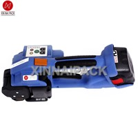 XN-200 battery powered manual tool for strapping