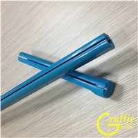 Two pieces of ABS plastic cathodic edge strip for stainless steel cathode plates on sale