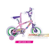 12'' girl kids bike