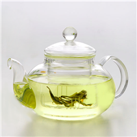 Beautiful 800ml Glass Teapot Fashion Herbal Tea tools Glass Cup Set