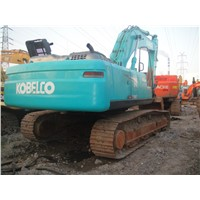 used kobelco sk350lc-8 excavator hydaulic track digger