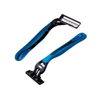 high quality triple blad disposanle shaving razor
