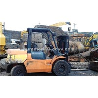 used Toyota 4tons forklifts in good condition