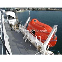 Davit Crane single arm type