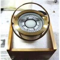 copper compass/ brass marine compass